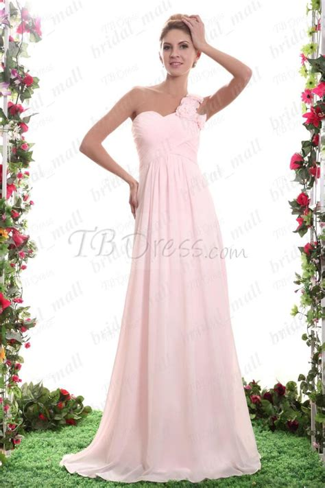 light pink bridesmaid dresses light pink one shoulder bridesmaid dresses qjfk dresses