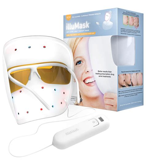 anti aging light therapy i tried it anti aging red light therapy illumask