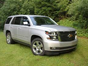 2015 chevrolet tahoe review carfax