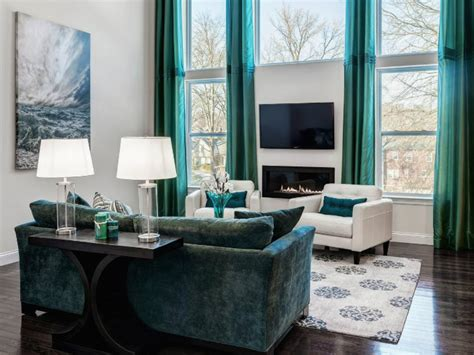 Turquoise Living Room by Turquoise And Grey Living Room Bhdreams
