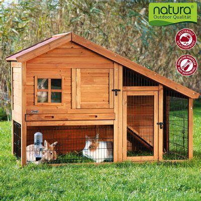 gabbie esterne per conigli gabbia trixie natura luxus zooplus