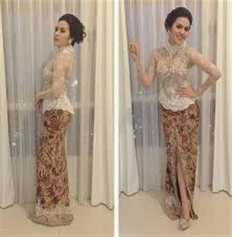 Gamis Pesta Laudya Chintya foto model gaun kebaya raisa artis penyanyi cantik