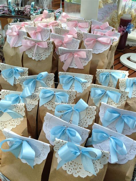 What To Put In Baby Shower Favor Bags by Baby Shower Favors It S A Baby Shower