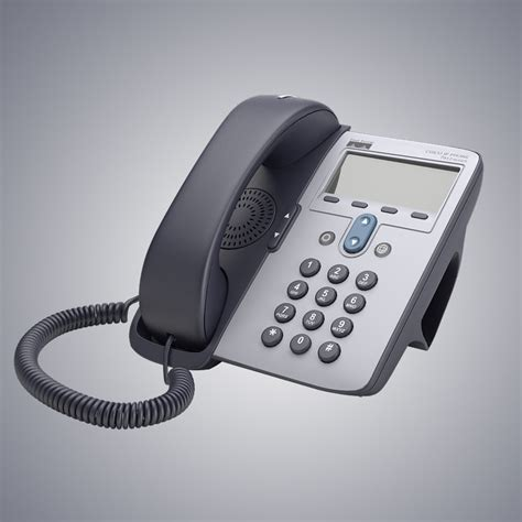cisco desk phone models 3d cisco telephone model