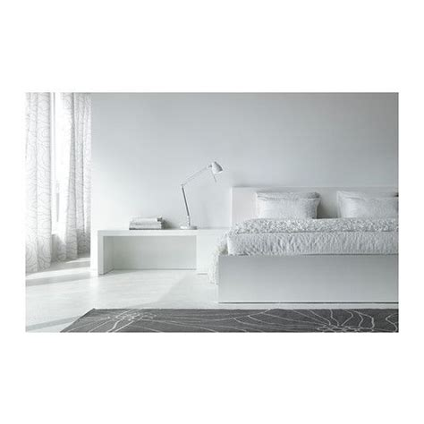 malm bed frame low malm bed frame low white
