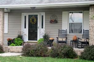 fall front porch house of hawthornes