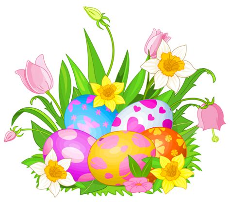 Free Printable Easter Flowers | easter flowers clipart best