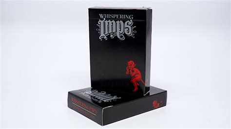 Whispering Imps Workers Edition Cards Bonus Deck whispering imps quot workers edition quot cards 6 95