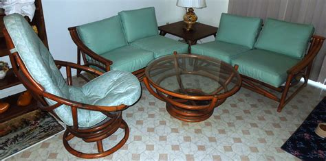 vintage living room furniture for sale 1960s vintage bamboo vinyl retro living room furniture set for sale idolza