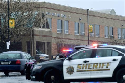 matt walsh vegas shooting gunman dead 2 students injured in maryland school