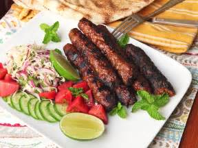 seekh kebabs spicy grilled ground skewers