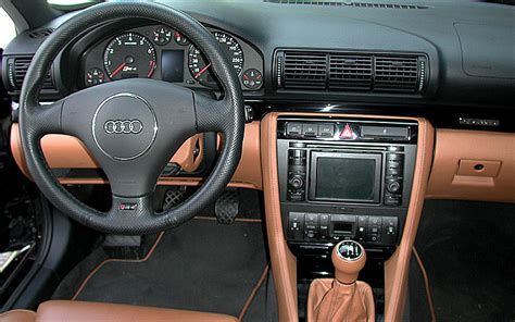 A4 Interior by B5 Audi A4 Interior Trim