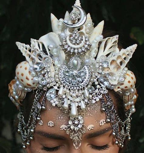 1000 Images About Mermaid Crowns Image Gallery Mermaid Crown