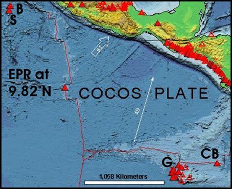america volcano map igitkacy map of volcanoes in america