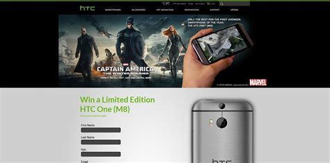 Advance America Sweepstakes - htc captain america winter soldier dvd release sweepstakes win a limited edition htc