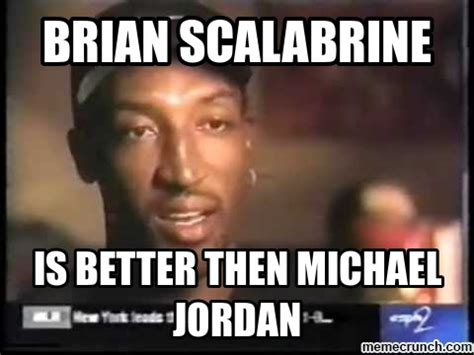 Scalabrine Memes - brian scalabrine