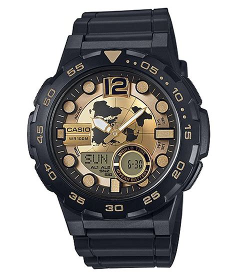 casio black analog digital buy casio black analog