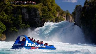 u boat new zealand best jet boat rides in new zealand s north island south