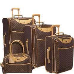 Luggage Set Cardin Signature 4 Expandable Luggage Set