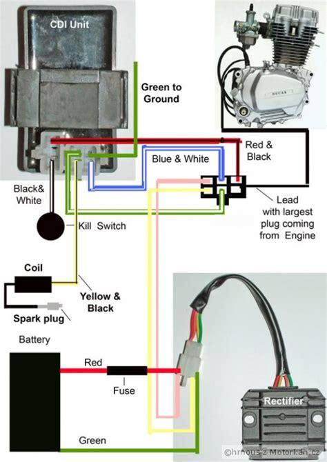 wiring diagram atv diagrams 110cc wiring free