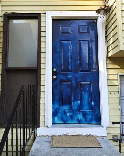 how to paint a front door without removing it 8610 how to paint a front door with your own hands