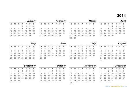 printable week number calendar 2014 6 best images of printable weekly numbered calendar 2014
