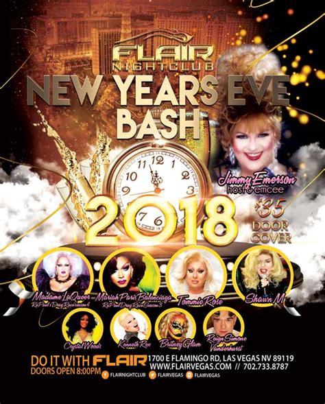 new year 2018 celebration las vegas 2018 new years bash las vegas pride