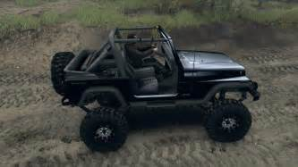 jeep wrangler yj for spin tires