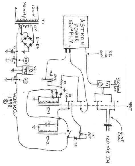reset relay wiring diagram 28 images report manual