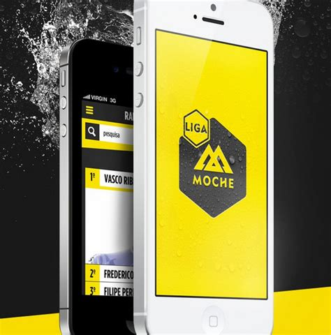 app design yellow use of flat design in mobile app interfaces best exles