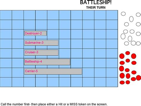 battleship game download free premium templates forms