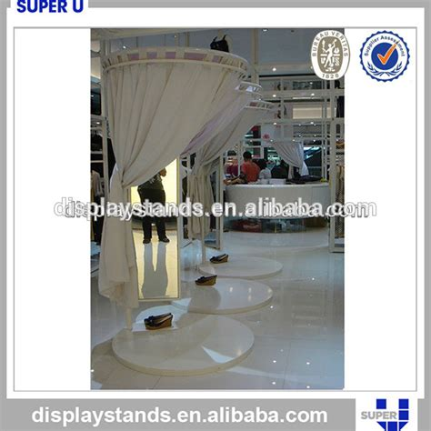 portable dressing room curtain portable curtain dressing rooms for retail stores buy