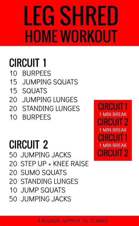best 25 leg workouts for ideas on