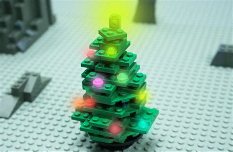 how to make a lego christmas tree how to build a lego tree stop motion