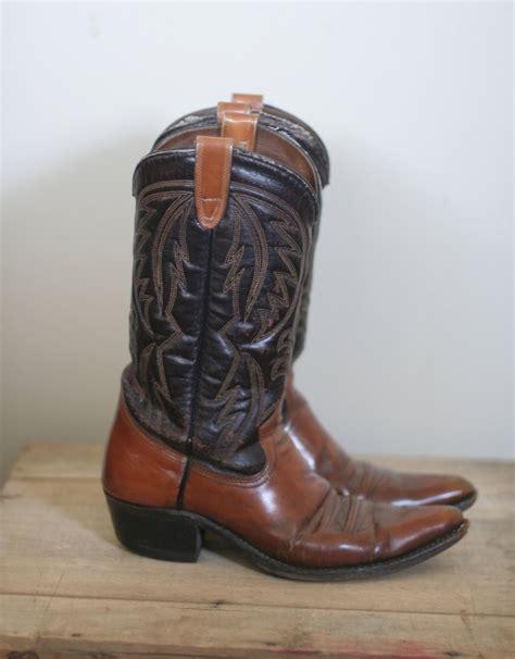 mens cowboy boot brands vintage mens cowboy boots brand s cowboy boots