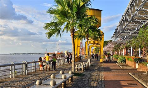 porto belen playas de brasil ciudad de belem brasil