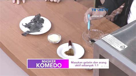 Masker Untuk Mengangkat Komedo membuat masker wajah untuk mengangkat komedo dokter oz