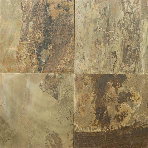 Floor Tiles 16x16 by Slate Tile 12x12 Amp 16x16 Forest Canyon Slate