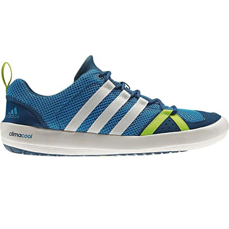 adidas mens climacool boat lace trainers c adidas mens climacool boat lace up trainers breathable