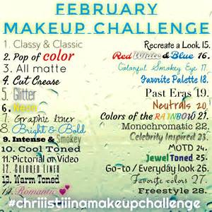 makeup challenge february makeup challenge 1 classic the stairway