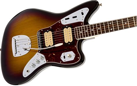 kurt cobain jaguar 174 fender electric guitars