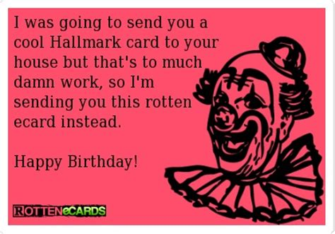 Rotten Ecards Birthday For Him by 32 Best Images About Birthdays On 50th