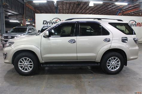 toyota philippines toyota fortuner 2014 car for sale metro manila philippines