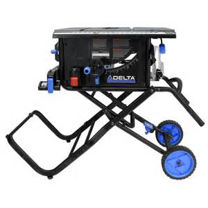 delta 10 in portable table saw ebay