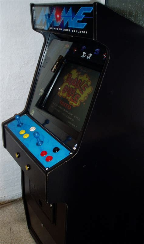 mame cabinato adamdawes retro gaming mame cabinet
