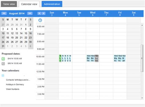 doodle scheduler free organisation made easy with doodle s scheduling