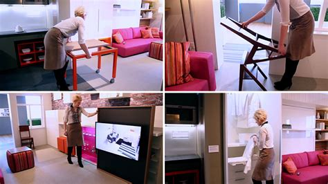 Core77 Resource Furniture by Resource Furniture And Clei S New Transforming Micro