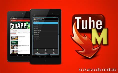 tubemate apk tubemate 2 3 8 el mejor descargador de apk la cueva de android