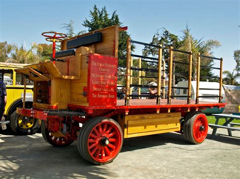 electric company truck just a car guy 1912 electric truck damn it s big it s