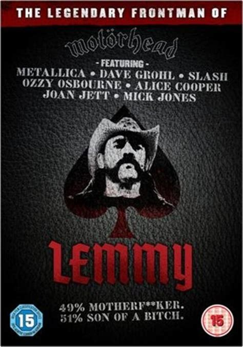 lemmy biography movie the great musicmentaries lemmy the movie 2010